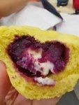 芝士紫薯南瓜包