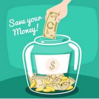 说说你每月能攒下多少钱?