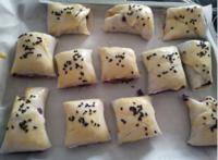 手抓饼版的紫薯酥-附做法