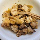 格格美食——木桶土豆鸡&笋干小炒肉