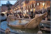 19南意之旅01:重返羅馬的第一個晚上