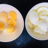 格格美食——蛋黄南瓜