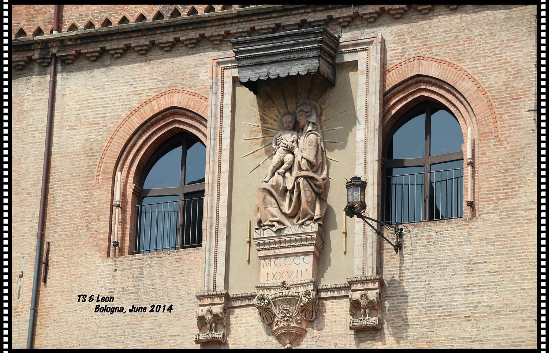 意大利之博洛尼亚- 古城韵味(一)