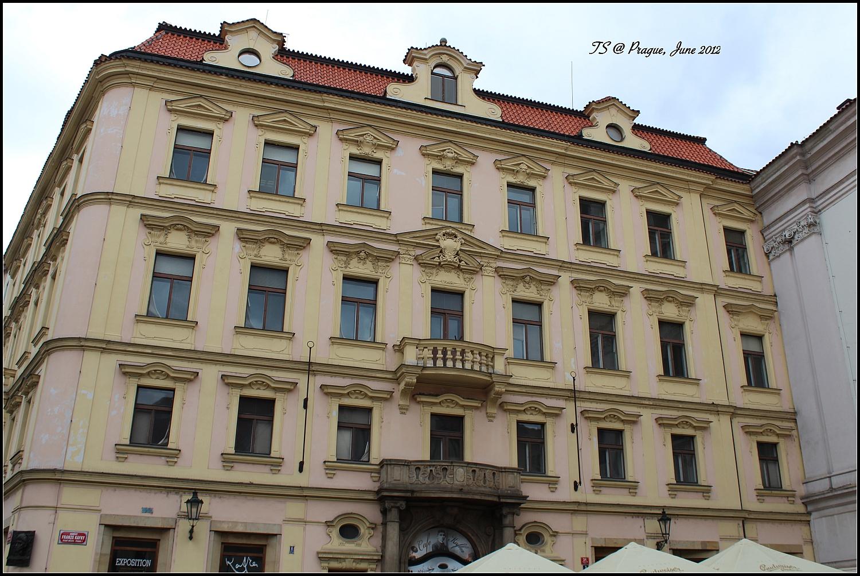 漫步布拉格 - 布拉格广场 (2)