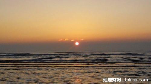 【北戴河印象四】赶海 日出 鸽子窝