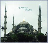 【伊斯坦布尔】行走千年古城(1)