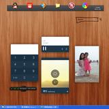 分享有效的时间管理实践之电脑桌面设置(原创亲测)
