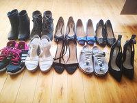 10双鞋陪我一起走过春夏秋冬~~