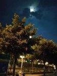 十五的月亮十六圆,晒中秋月景!