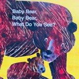 英语绘本(四)——《Baby Bear》