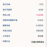 新股申购:迦南智能8月21号申购