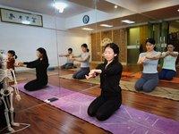 每周瑜伽课4