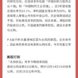 港美股:先声药业火热招股中,名创优品将于今晚结束招股