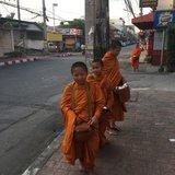 泰国清迈布施记