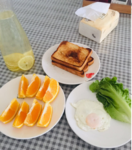 五分钟快手简易早餐