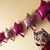 我在北京,为小她吹了6个庆生气球