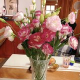 中秋节买束花,喜庆喜庆