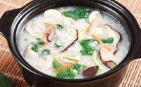 我的第一锅潮汕粥——青菜香菇粥,新手0失败