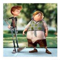 做个健康快乐的人,管他胖或瘦!