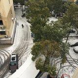 话题#晒入冬的第一场雪