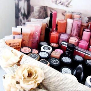晒囤货:我的护肤品/化妆品