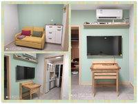 50㎡老破小变身Step5:初具家的模样,各种家具、家电进场