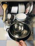 【熊太太家装】18|有成就感的洗碗机碗筷摆放