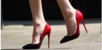 你现在还在穿高跟鞋吗,不穿的原因是什么?