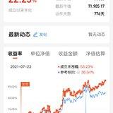指数基金定投实盘(明明理财第50期)最高53.23%
