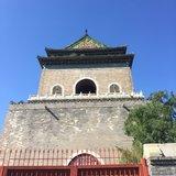 国庆D6北京天蓝的不用滤镜(多图)