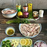 网红美食——百香果柠檬酸辣鸡脚