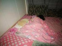 闺女分床睡,意料之外地开始了