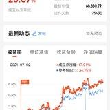指数基金定投实盘(明明理财第49期)最高48.86%