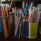 小学生用过的笔