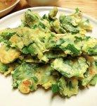 最近爱做的快手菜——韭菜鸡蛋饼