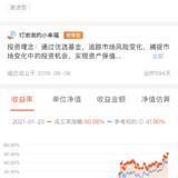 指数基金定投实盘(明明理财第42期)最高50.08%