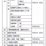 [转需] 2019年最全考证时间表!!