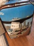 一只坏行李箱用了6年,勤俭持家本尊啦
