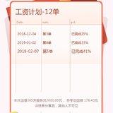 新年第一攒:工资计划已完成41%