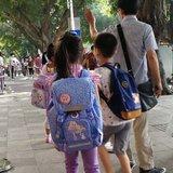 【熊太太育儿】小学生活开启--新世界开启