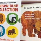 英文绘本阅读--《Brown Bear》